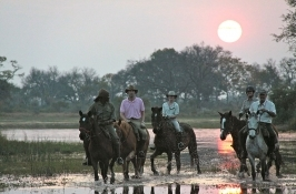 Horseback Riding Safaris Africa