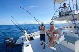 fishing Seychelles Safari