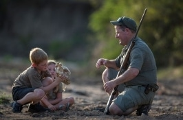 Private South Africa Safari for families