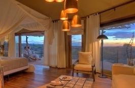 luxury lodging Private Tanzania Safari