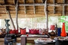 luxury lodge private Zimbabwe safari