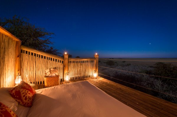 Botswana Classic Safari Accommodations
