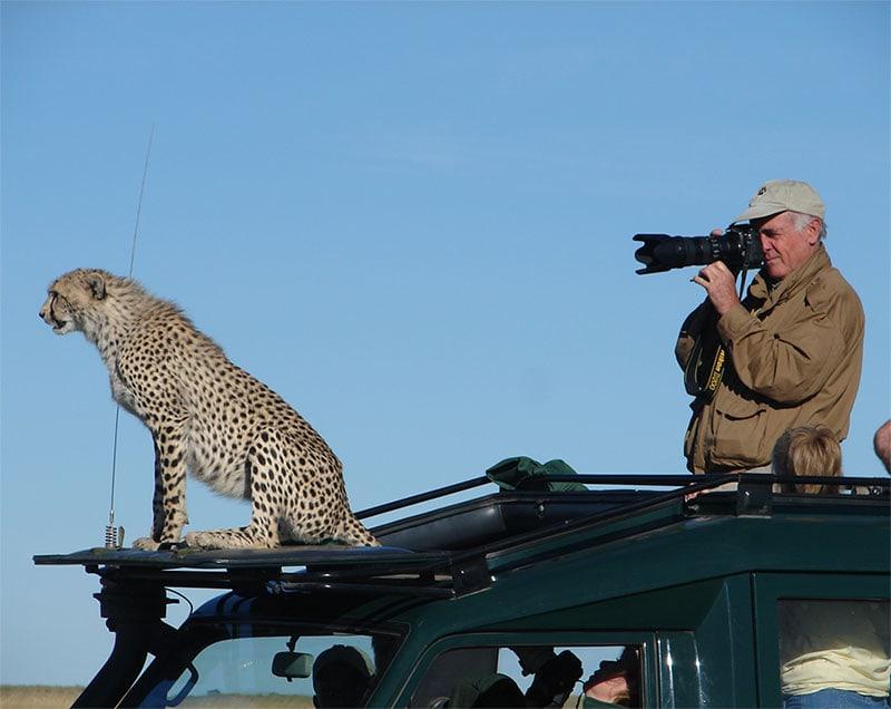 Charles Williams - African Safari Experts