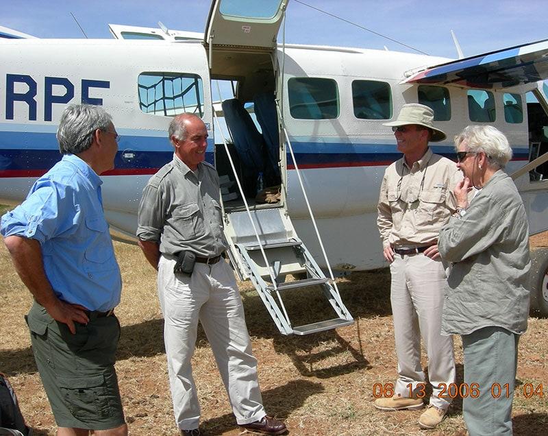 African Safari Expert Charles Williams