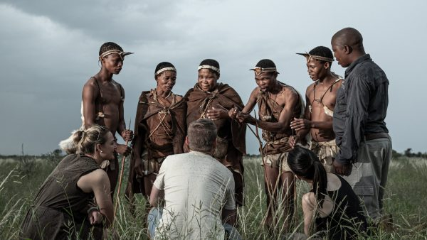 Botswana Classic Safari Local Tribes