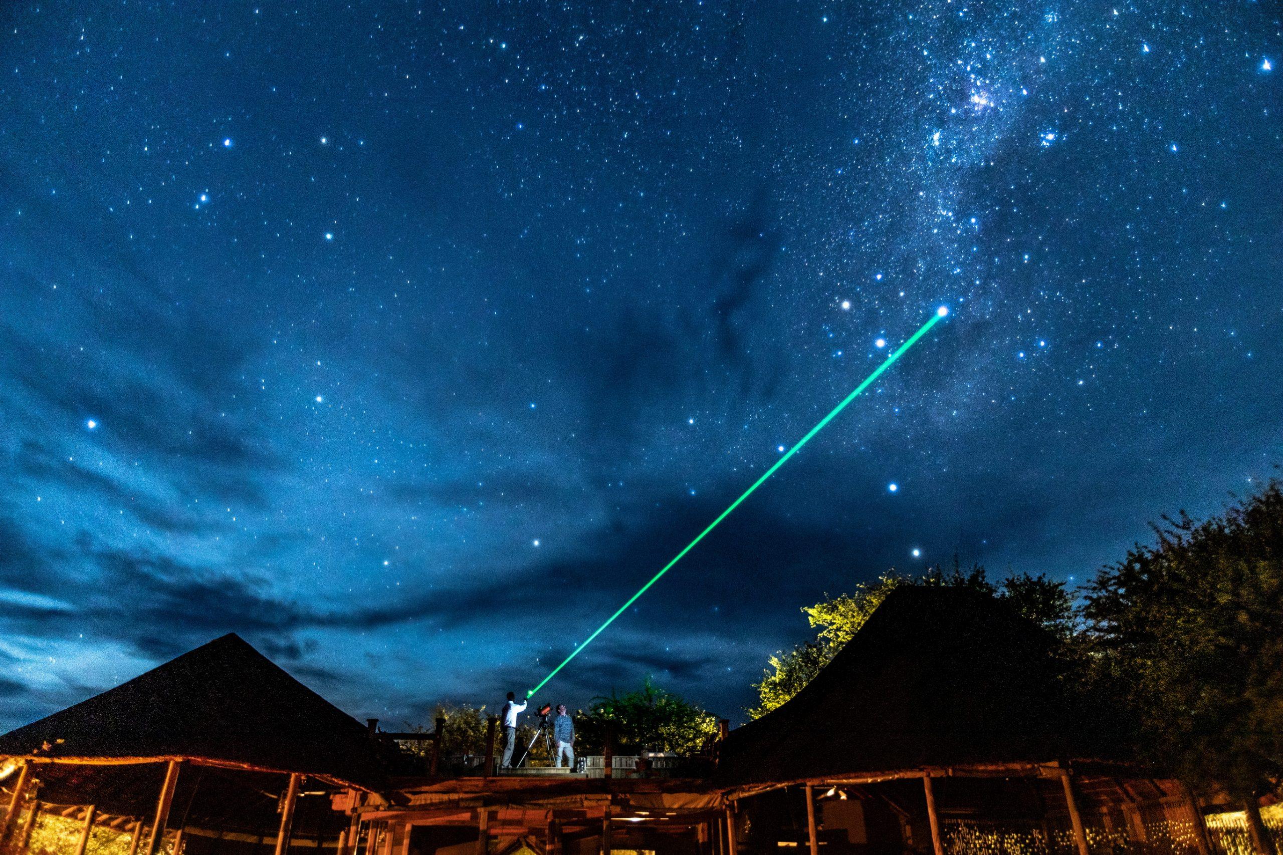 Botswana Classic Safari Night Sky