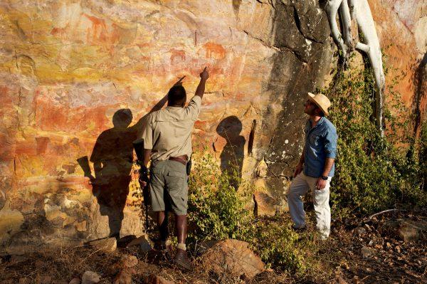 Singia Pamushana lodge in Zimbabwe.