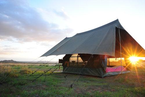 karisia luxury tent